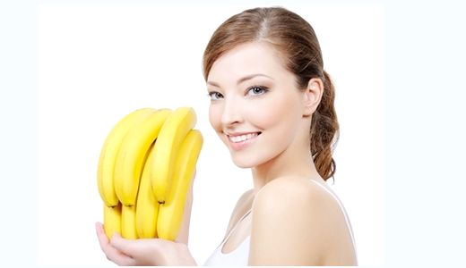 Банани - корисний екзотичний фрукт