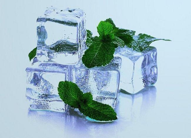 Лід з травами