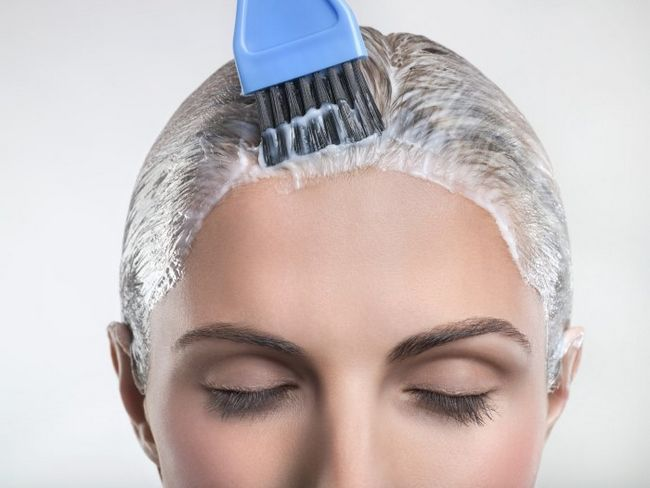 Маска для волосся з кефіром і яйцем