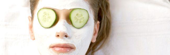 Ефективні маски від мішків під очима на дому