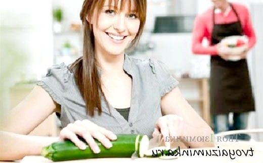 Кабачкова дієта - смачне і корисне схуднення