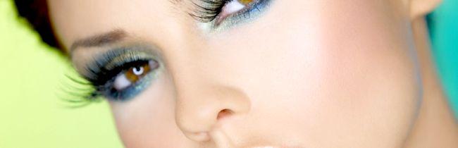 Як зробити правильно сучасний макіяж для очей