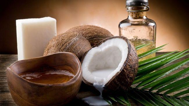 Кокосове масло, кокоси і натуральне мило