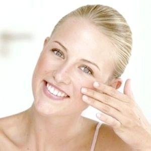 Маска для обличчя з гліцерином