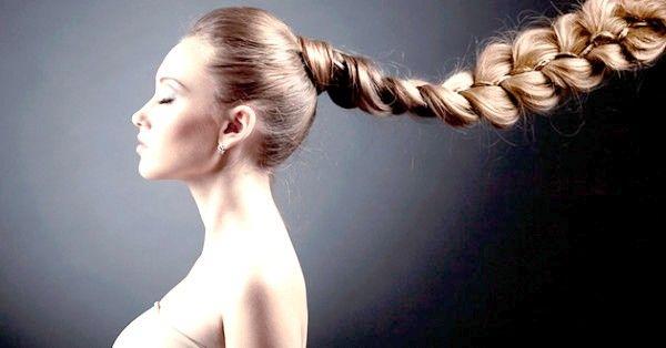 Модні зачіски на нарощене волосся