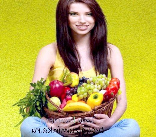 Осіння фруктово-овочева дієта для схуднення