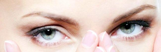 Чому з`являються і як лікуються синці, а так само червоні мішки під очима
