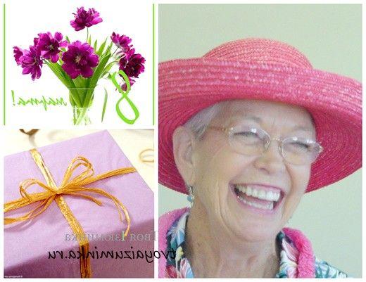 Подарунки нашим улюбленим бабусям на 8 березня