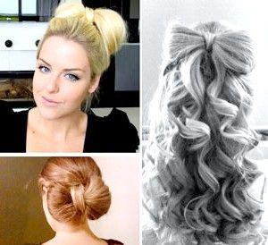Зачіска «бантик»: для милих дівчат і елегантних дам