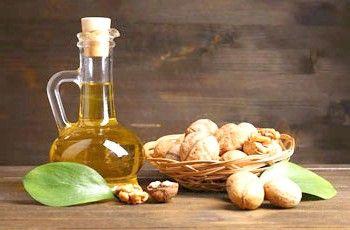 Застосування масла волоського горіха в домашній косметології та лікуванні