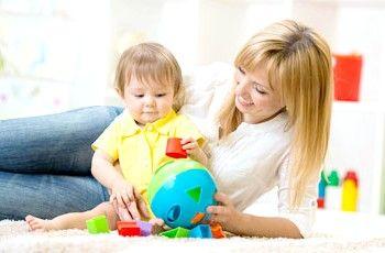 Розвиток дрібної моторики дитини в 2 роки
