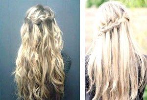 Варіанти плетіння зачіски
