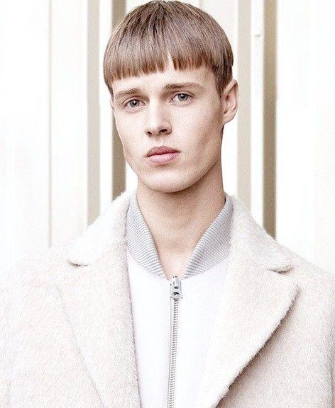 Найоригінальніші зачіски на тижні чоловічої моди в парижі