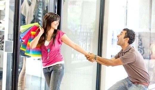 Шопінг удвох або як зробити так, щоб чоловік погодився з вами піти в магазин