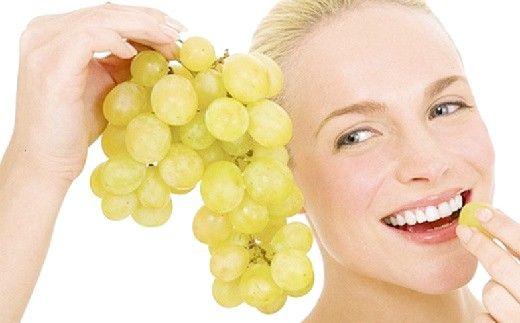 Виноградна дієта для схуднення на 2 кг за чотири дні
