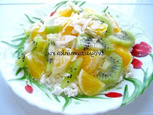 Вітамінні салати - рецепти з фото