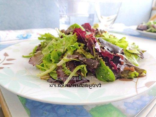 Смачні салати з овочів